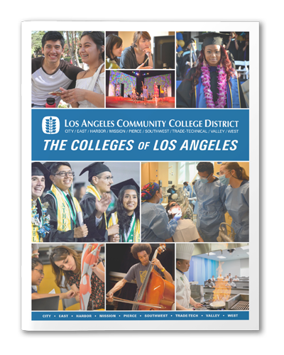 Thumbnail of The Colleges of Los Angeles Brochure